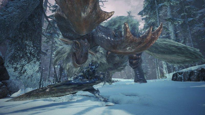 Monster Hunter World Iceborne 3