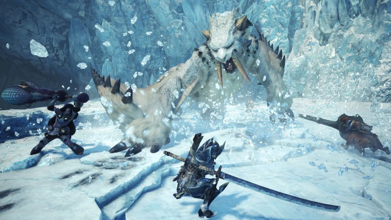 Monster Hunter World Iceborne 4