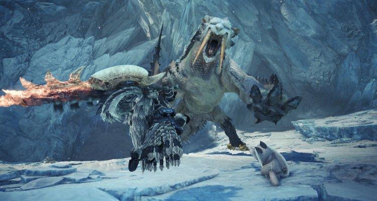 Monster Hunter World: Iceborne, vendite per oltre 2,5 milioni di copie