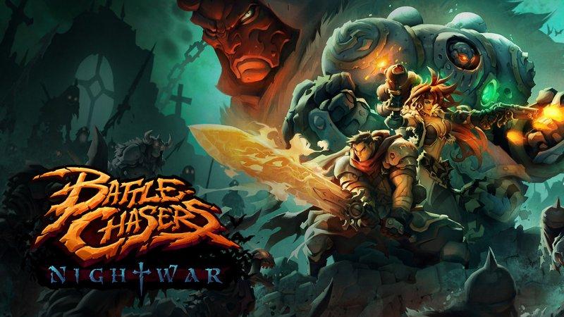 Battle Chasers Nightwar 01 Uwqwm0U