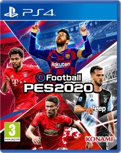 eFootball PES 2020 per PlayStation 4