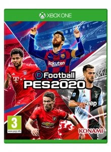 eFootball PES 2020 per Xbox One