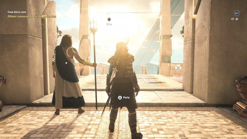 Assassins Creed Odyssey Giudizio Atlantide 2