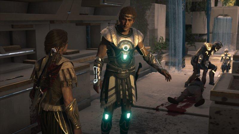Assassins Creed Odyssey Giudizio Atlantide 7