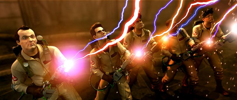 Ghostbusters The Video Game Remastered 2