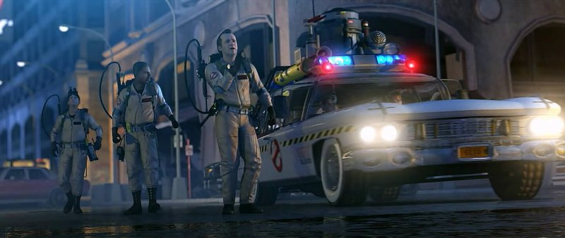Ghostbusters The Video Game Remastered 3