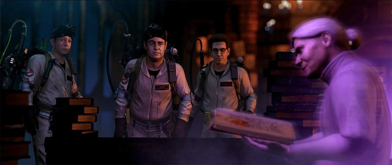 Ghostbusters The Video Game Remastered 4