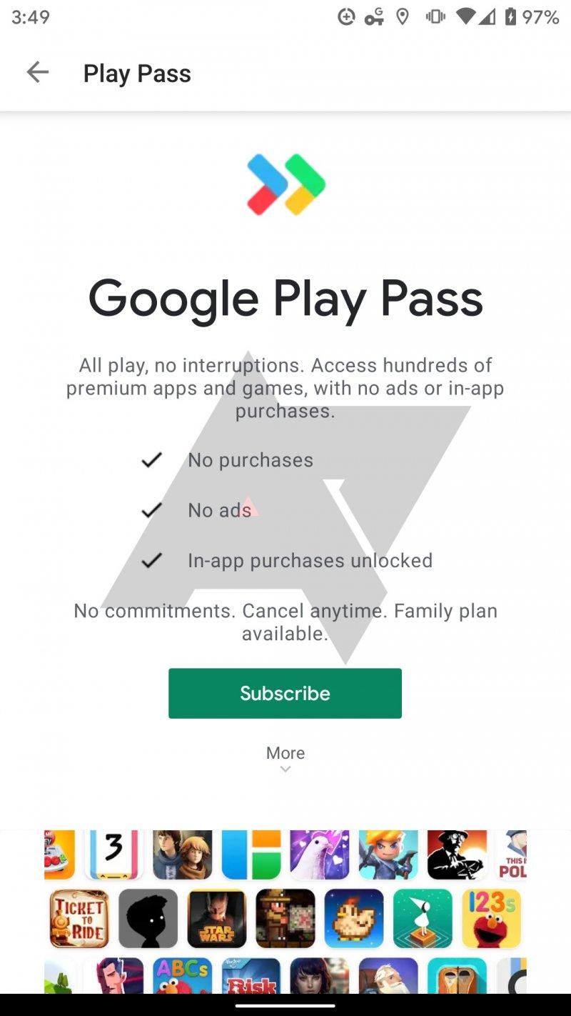 Google Play Pass Screenshot 5