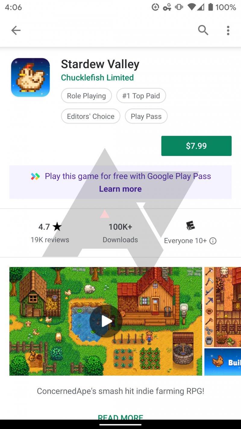 Google Play Pass Screenshot 6