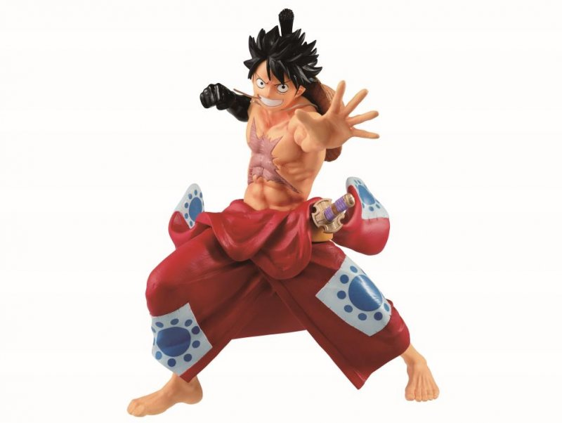 One Piece Rufy Wano Action Figure 1
