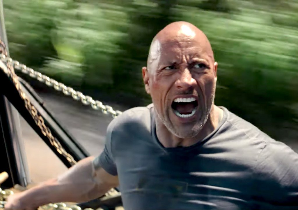 Xbox Series X, The Rock received a custom model from Microsoft