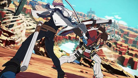 Guilty Gear Strive, the tried and true beta of the highly anticipated Arc System fighting game