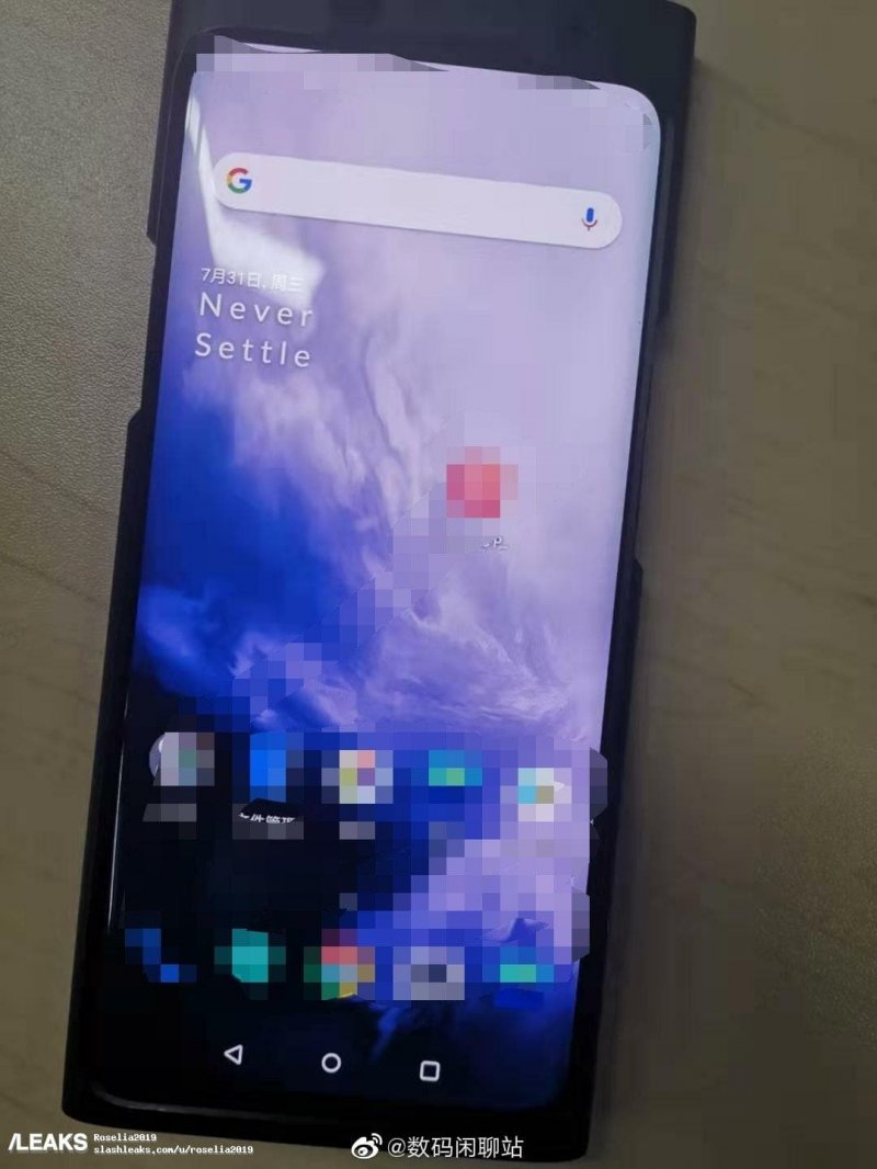 Oneplus 7T Pro Real Device Leaks 917