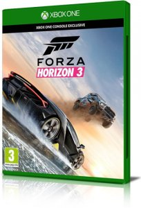Forza Horizon 3 per Xbox One