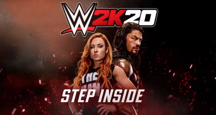 WWE 2K20, modalità MyCareer presentata in video