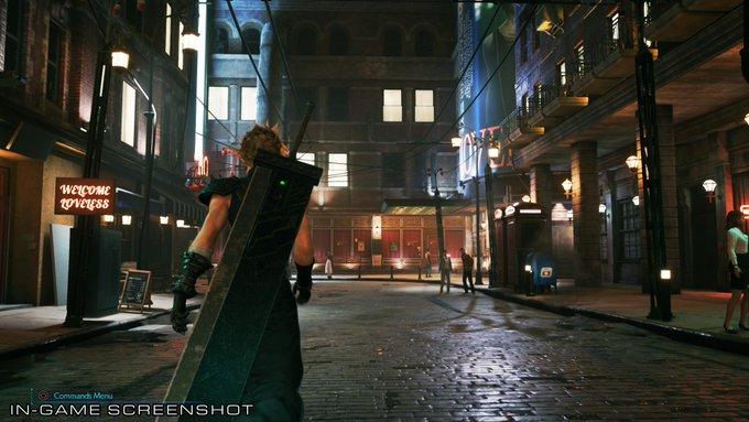 Final Fantasy 7 Remake Midgar 02