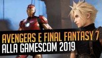 Gamescom 2019, Avengers e Final Fantasy 7: i piani di Square Enix