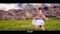 Jump Force - il trailer di Majin Bu (buono)