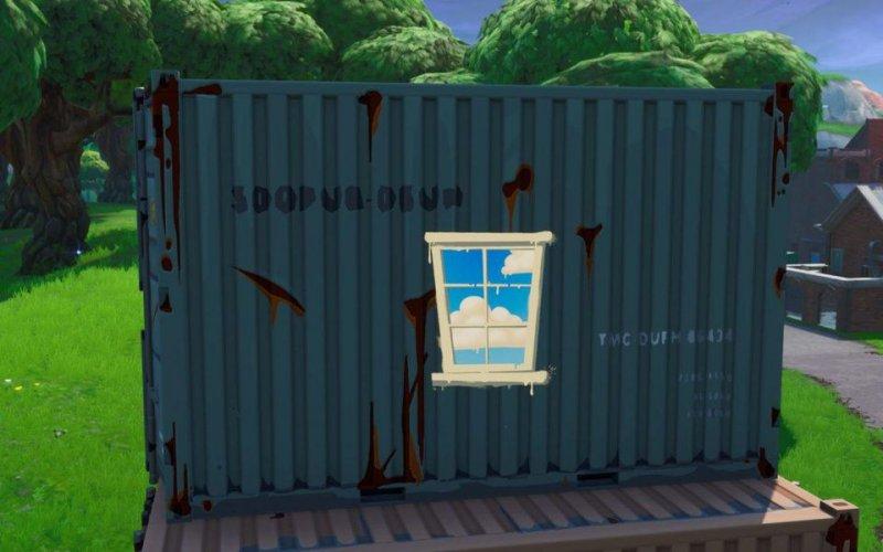 Fortnite Cerca Forzieri Container Finestre 1