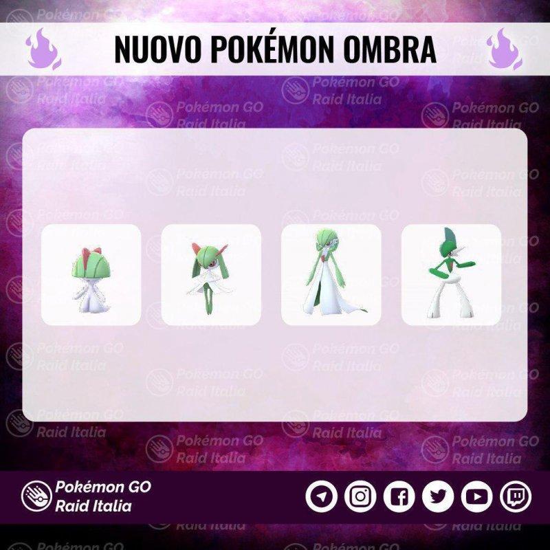 Pokemon Go Ralts Ombra 1