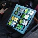 Pokémon GO, polizia ha trovato un uomo che giocava su otto telefoni mentre era in auto