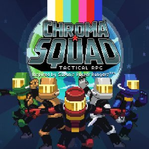 Chroma Squad per Nintendo Switch