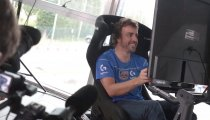 GRID - Video diario con Fernando Alonso