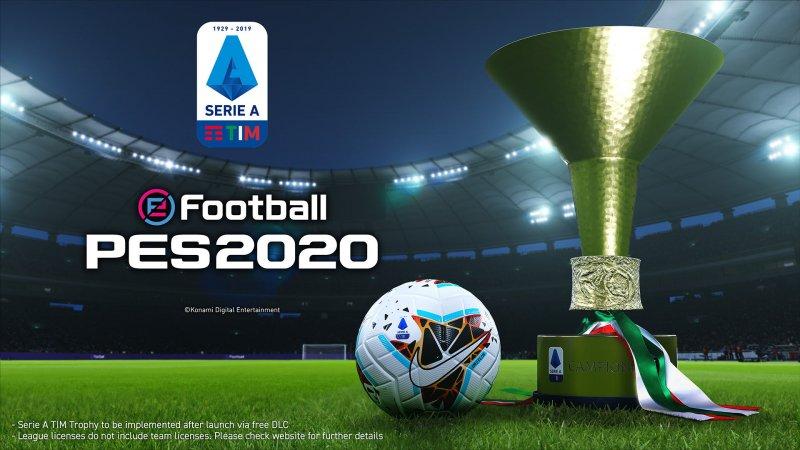 Efootball Pes2020 Seriea