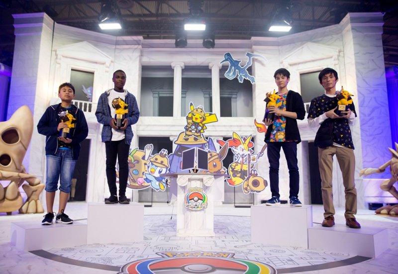 Pokemon Campionati Mondiali Vincitori