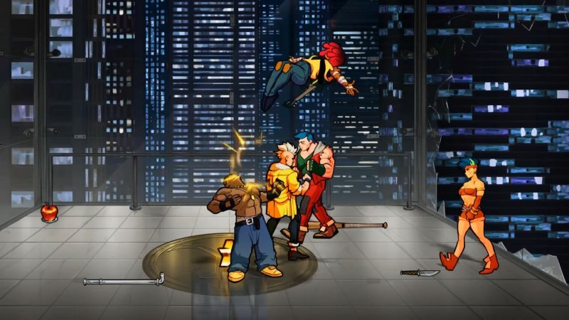 Streets of Rage 4 4