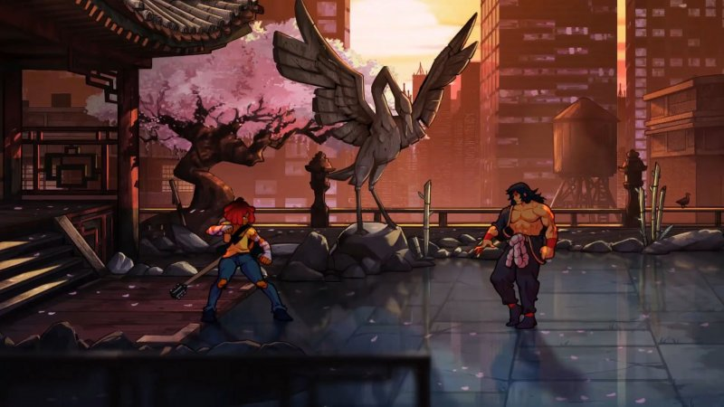 Streets of Rage 4: a moment of gameplay