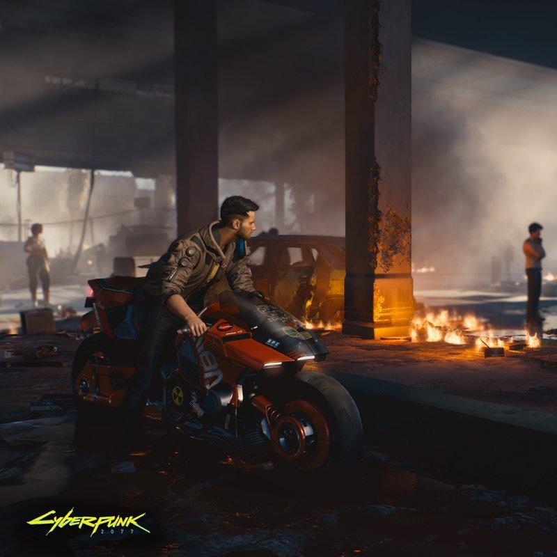 Cyberpunk 2077 Gamescom 2019 00002