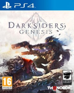 Darksiders Genesis per PlayStation 4