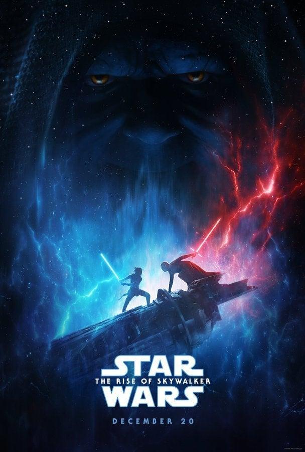 Rise Of Skywalker Poster 1184509