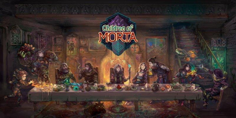 Children Of Morta 16