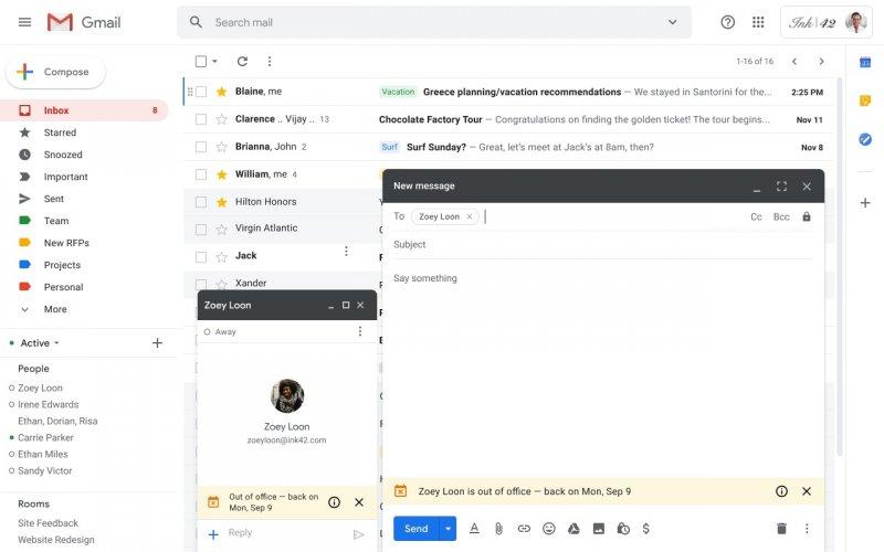 Google Gmail 2