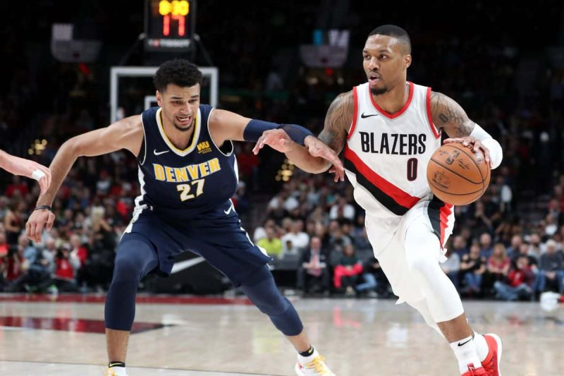 Lillard Vs Murray