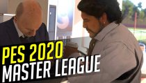 eFootball PES 2020: la Master League