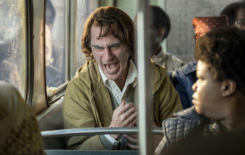 Joker Joaquin Phoenix Todd Philips