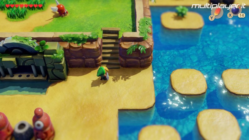 The Legend Of Zelda Links Awakening 4