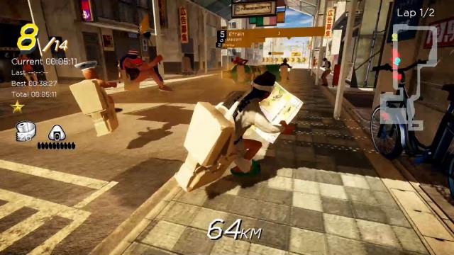 Gekisou Benza Race 01