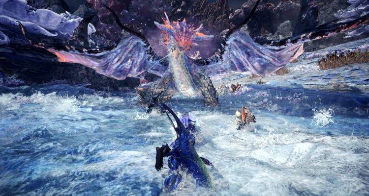 Monster Hunter World: Iceborne, i dettagli degli aggiornamenti 11.00 e 11.01