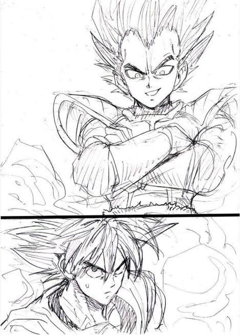 Dragon Ball Z One Punch Man 1
