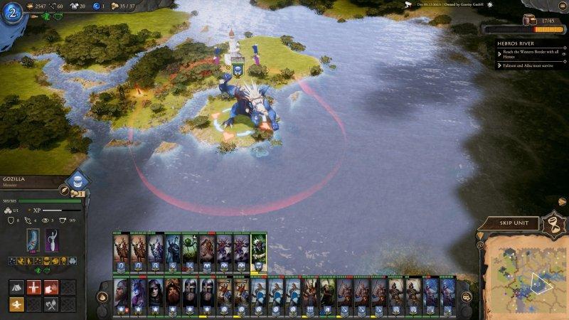 Fantasy General 2 Invasion 09