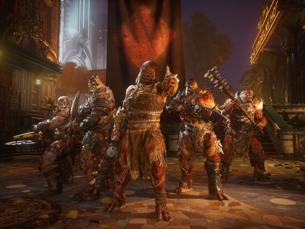 Gears 5 on Xbox Series X and Series S, Dave Bautista is in the campaign