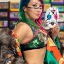 Asuka su YouTube, la star della WWE ha aperto un canale dedicato ai videogiochi