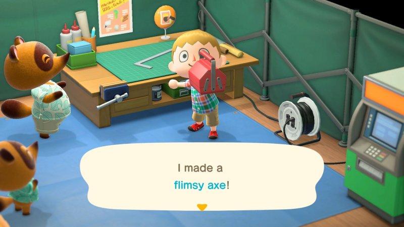 Animal Crossing New Horizons 16