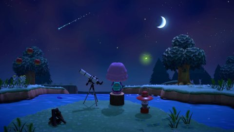 Animal Crossing New Horizons: New items for the Summer and Winter Solstice