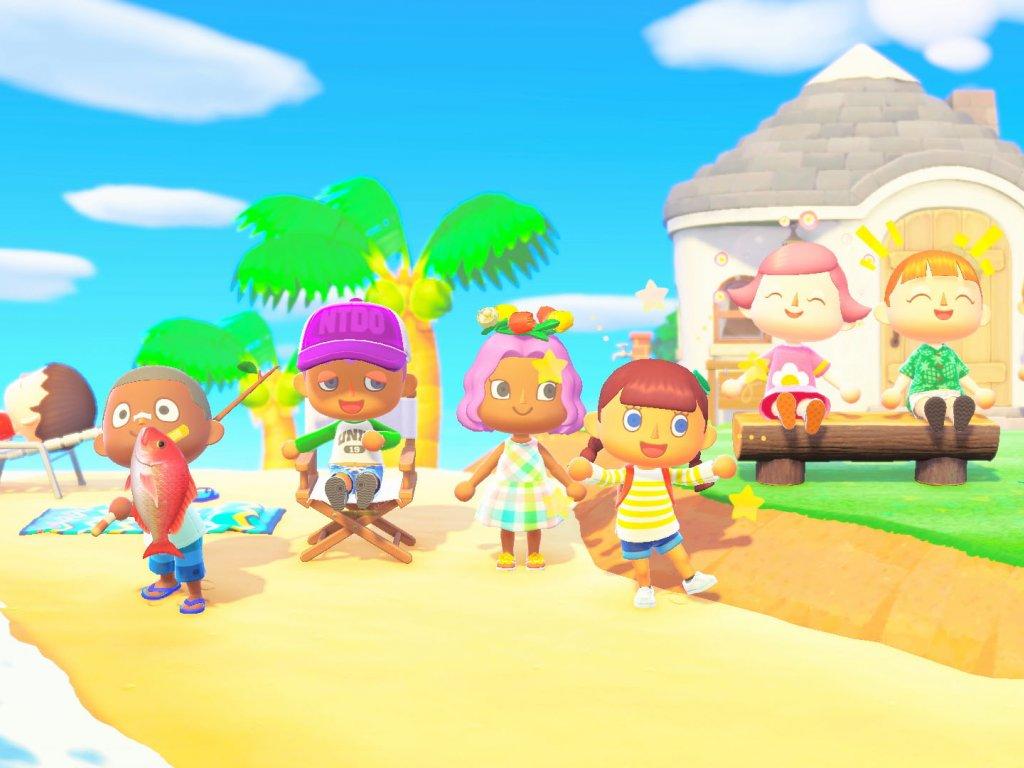 Animal Crossing: New Horizons, the Nintendo phenomenon that changed 2020 (virtual)