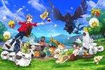 Pokémon Spada e Scudo, le novità del Nintendo Direct - Anteprima
